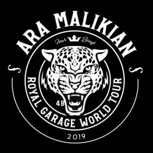 Ara Malikian. Royal Garage Tour 2019. Evento