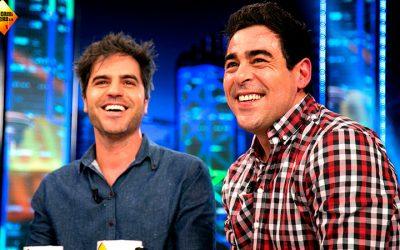 Ernesto Sevilla y Pablo Chiapella visitan 'El Hormiguero' para cerrar febrero