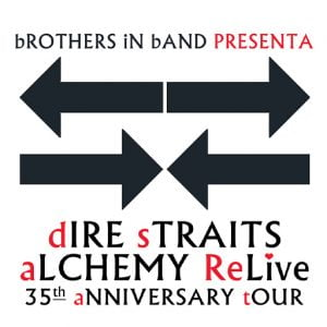 Brothers in Band. Alchemy Re-Live. Show