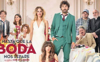 Ernesto Sevilla y Leo Harlem reaparecen en la gran pantalla con 'Hasta que la boda nos separe'