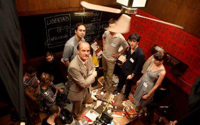 'La habitación de Fermat', de Luis Piedrahita, película de encierro para la cuarentena