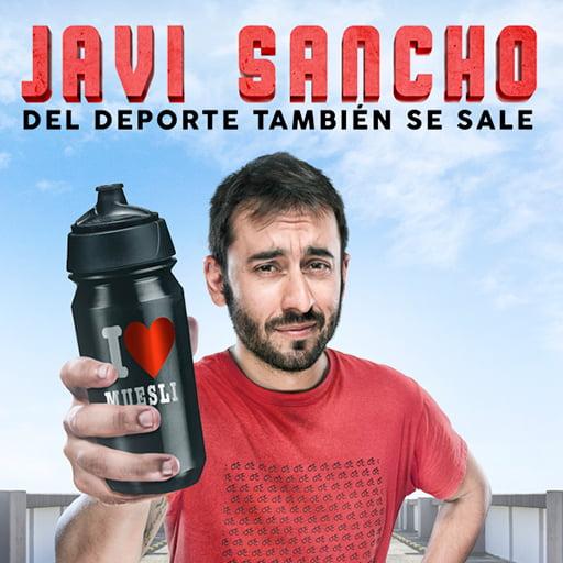 Javi Sancho. Del deporte tambien se sale