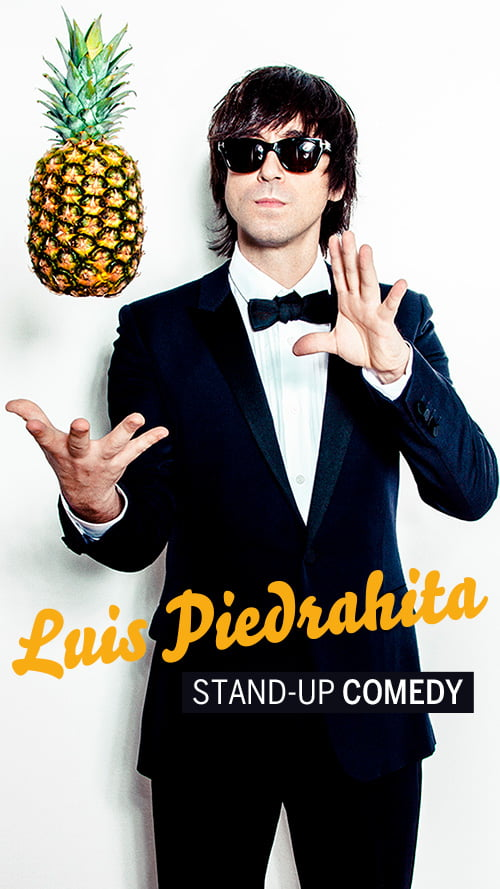 Luis Piedrahita. Stand-Up Comedy