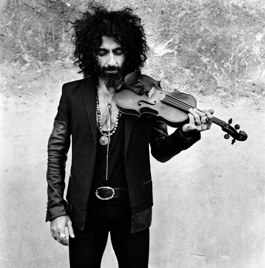 Ara Malikian. Piano Royal Garage