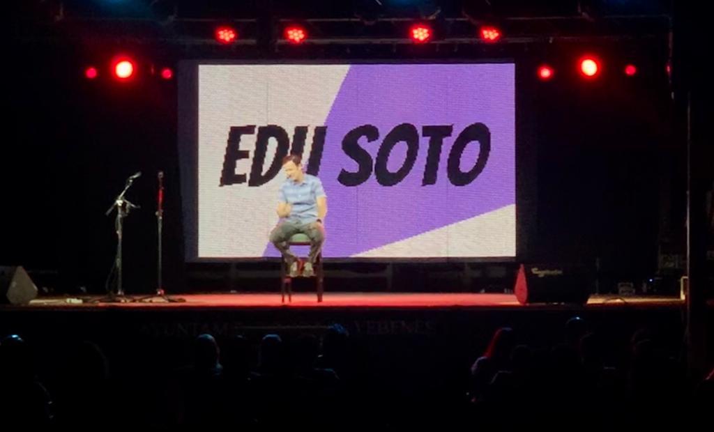 Edu Soto. Los Yebenes