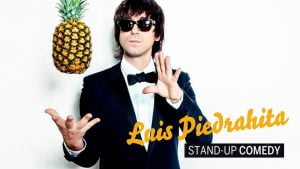 Luis Piedrahita stand up comedy