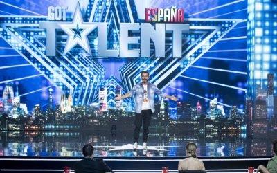 Santi Millán se prepara para unas semifinales del 'Got Talent España' modificadas por el coronavirus