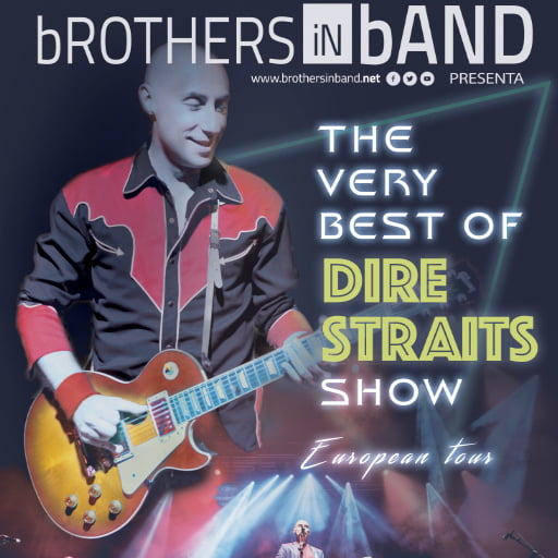 Brothers in Band. The Very Best of Dire Straits. 512x512