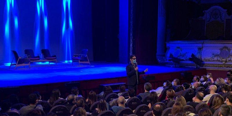 Eugeni Alemany. Teatro Olympia. Valencia