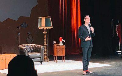 Joaquín Reyes y Eugeni Alemany multiplican triunfos en sus escalas en el Teatro Olympia de Valencia