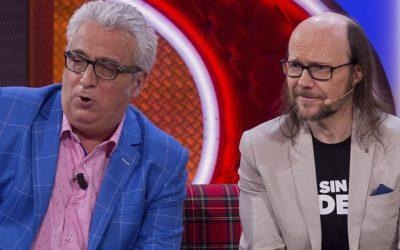 Leo Harlem repetirá en las salas de cine con Nacho García Velilla y Santiago Segura