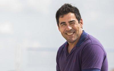Pablo Chiapella promociona el regreso de 'La que se avecina' a Telecinco