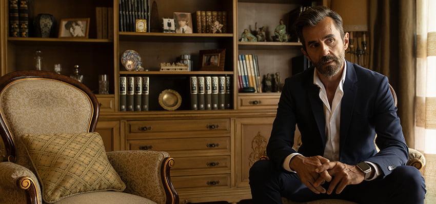 Santi Millán se reflejará en el 'Espejo, espejo' de la gran pantalla