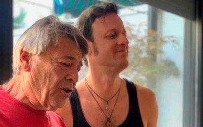 Edu Soto volverá a subir a su padre a los escenarios para bailar con Antonio Canales