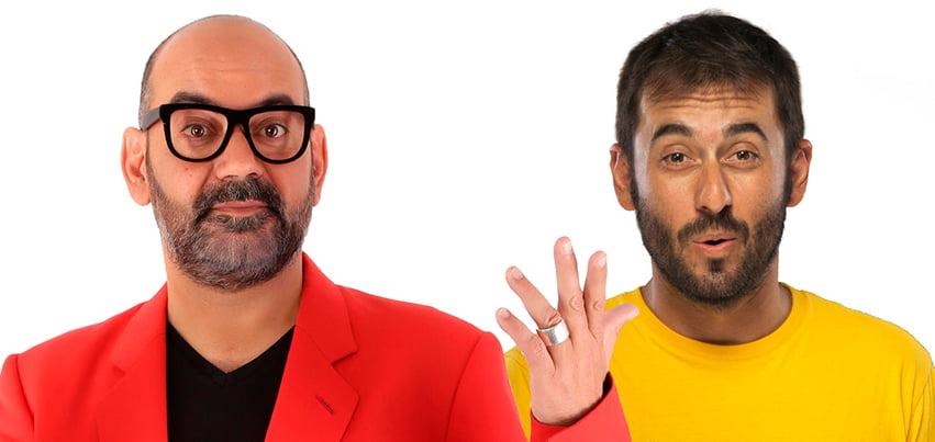 José Corbacho y Javi Sancho contarán 'Lodelarisa' en El Espinar el 5 de diciembre