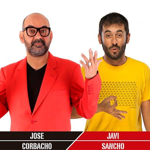 José Corbacho y Javi Sancho El Espinar Segovia