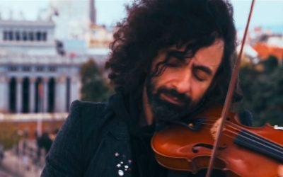 Ara Malikian compone una banda sonora para la Navidad de Madrid