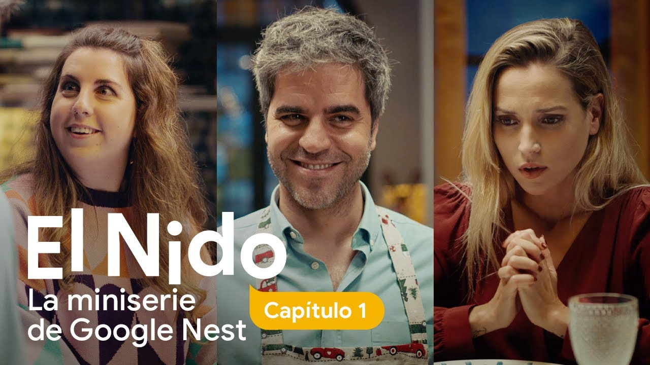 Ernesto Sevilla. Google Nest