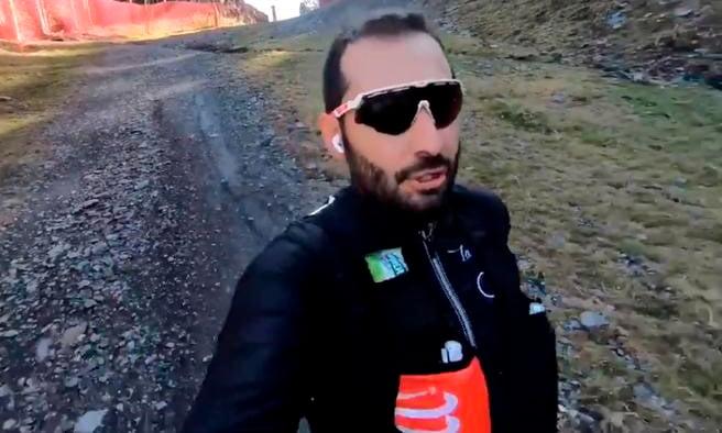 Javi Sancho. Ultra trail