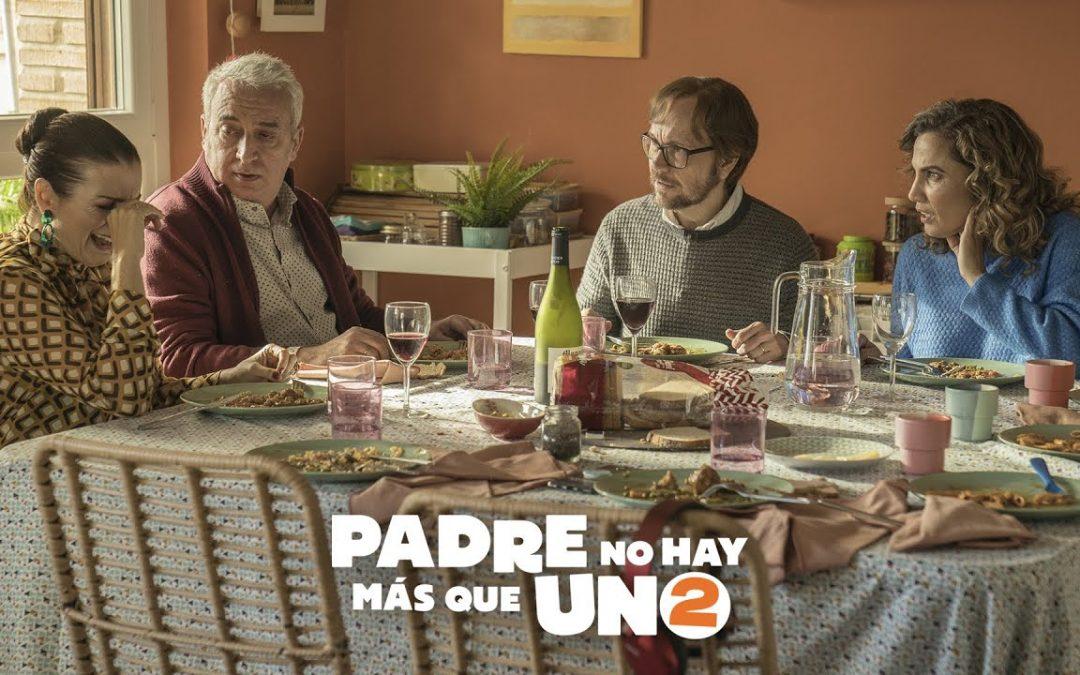 'Padre no hay más que uno 2', con Leo Harlem, la película triunfadora en este 2020