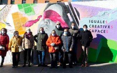 Leo Harlem apoya a artistas con discapacidad intelectual