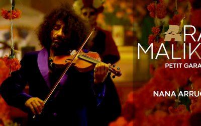 """Ara Malikian estrena el vídeo """"Nana arrugada"""""""