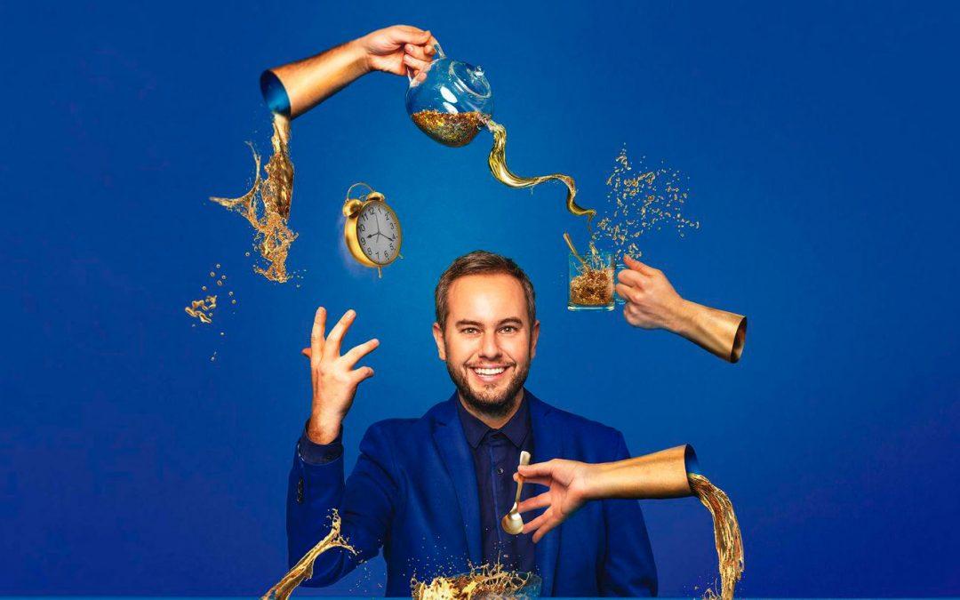Con la varita de Jorge Blass, empieza el Festival Internacional de Magia de Madrid