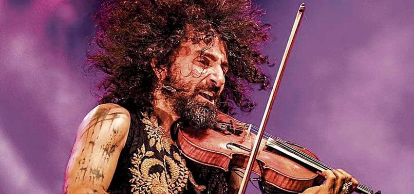 """Ara Malikian pone su violín a """"Matayeguas"""" de Los Hermanos Cubero"""