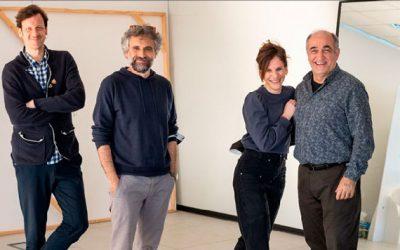 Edu Soto y Malena Alterio empiezan el rodaje de la película 'Toscana'