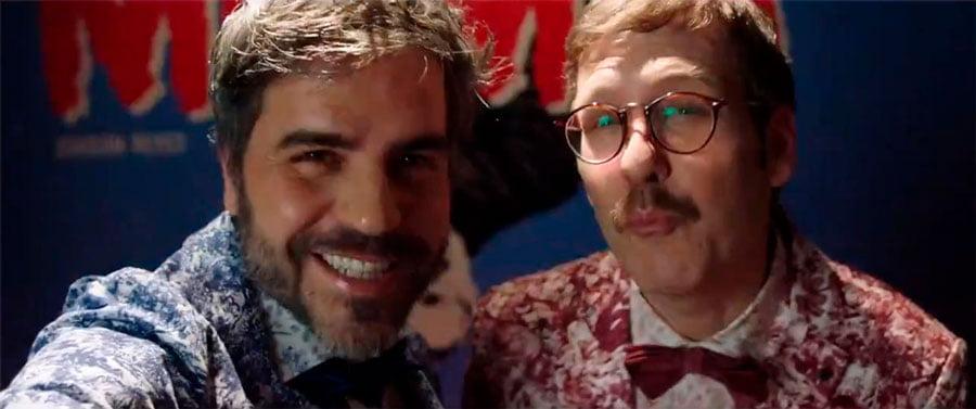 Joaquín Reyes y Ernesto Sevilla vuelven a formar equipo, ahora en la publicidad para Productos LEA