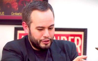 Jorge Blass sorprendió a doña Letizia con un truco de magia