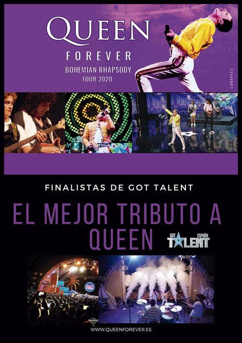Queen Forever. Bohemian Rhapsody Tour