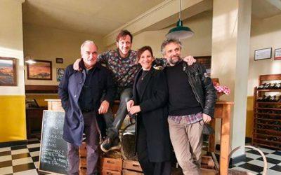 Edu Soto, elogiado por Pau Durà, director del largometraje 'Toscana'