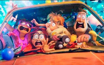 Leo Harlem pone su voz en la animada 'Los Mitchell contra las máquinas' de Netflix