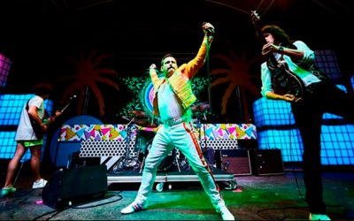 Queen Forever se incorpora a Sueños Musicales