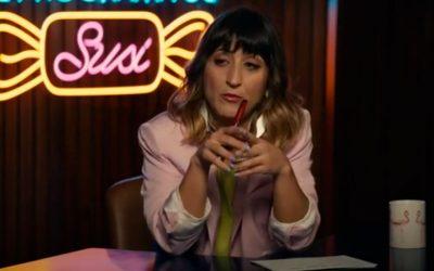 Primeras imágenes de Susi Caramelo en la comedia 'Poliamor para principiantes'