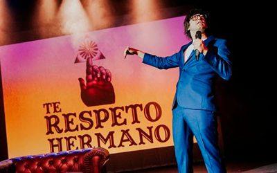 Luis Piedrahita triunfa en Valencia, mientras deja alucinados a Mario Casas y José Coronado en 'El Hormiguero'