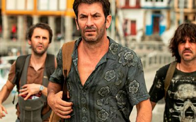 Ernesto Sevilla reaparecerá en la gran pantalla el 6 de agosto con 'Descarrilados'