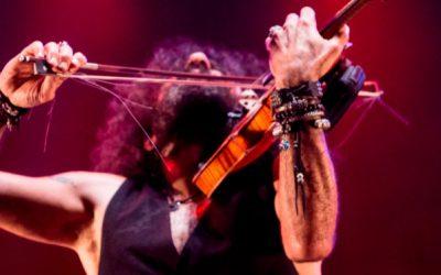 Ara Malikian confiesa que ha vivido los conciertos más emocionantes de su vida en el último año y medio
