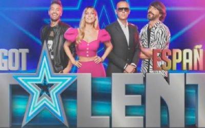 Santi Millán, a la séptima también va la vencida en 'Got Talent'