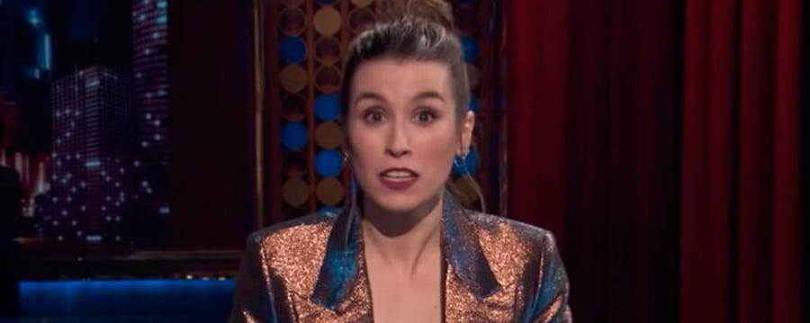 Eva Soriano continúa otra temporada en 'Late Motiv' de Andreu Buenafuente