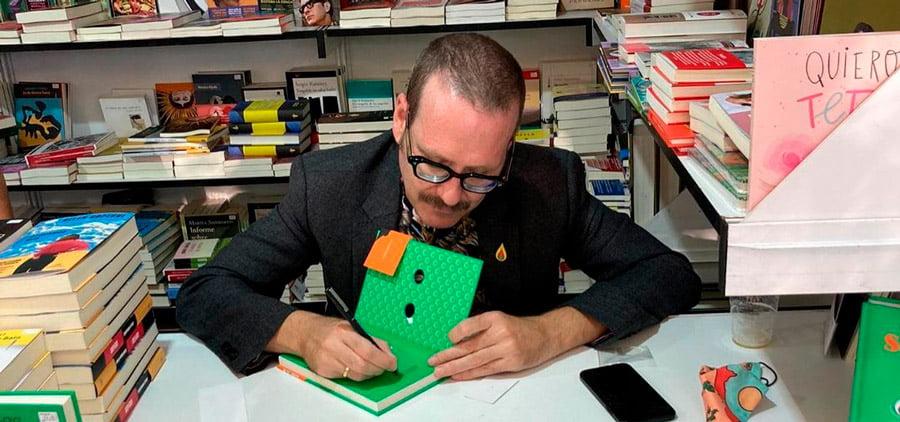 Joaquin Reyes Subidon Feria Libro Madrid
