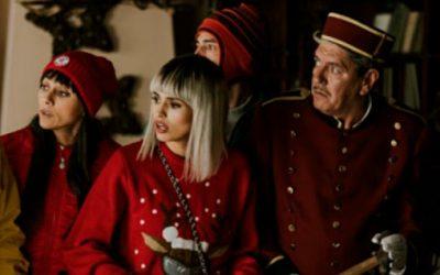 Leo Harlem pasará la Navidad en 'El refugio' de las salas de cine