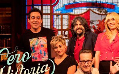 Pablo Chiapella se une al equipo de Joaquín Reyes en 'Cero en Historia'