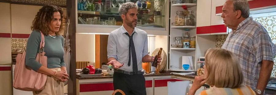 Ernesto Sevilla prolonga su idilio con el cine a través de 'No haberlos tenido'